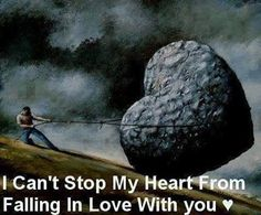 I cant stop my heart from falling in love with you love love quotes quotes relationships quote heart relationship relationship quotes falling in love picture quotes love picture quotes love images