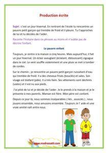 Production Ecrite Sur Une Rencontre – mori-shiba.fr