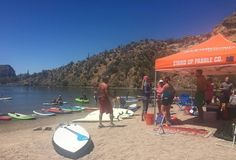 First SUPosium of the season was a success! Thanks for coming out yesterday and joining the fun. If you missed this one be sure to join the next one. Great workshops good friends and new experiences! Would not have been possible without our awesome instructors and team.  @supaz365 . . #suposium #supaz #azpaddlers #paddleboarding #standuppaddle #suplife # paddlefit #aca #wearit #safety #saguarolake #nofilter #riverbound