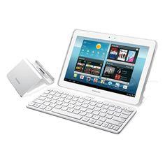 samsung galaxy tab 2 student edition with dock desktop and bluetooth keyboard