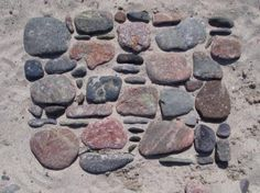 Here is what is inspiring me today. The World Beach Project it is an online gallery of art made by all kinds of people. It features stones gathered on beaches from around the globe. The project was...