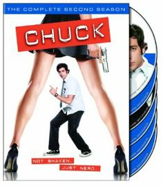 Amazon.com: Chuck: The Complete Second Season: Zachary Levi, Yvonne Strahovski, Joshua Gomez, Sarah Lancaster, Adam Baldwin: Movies & TV on DVD