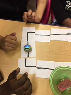 Ozobot Coding Cards – Dice UP the Classroom