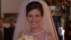 Julie Roberts a její Nevěsta na útěku, Foto: Wedding Movies, Wedding Film, Wedding Day, Julia Roberts Notting Hill, Romantic Comedy Movies, Runaway Bride, Richard Gere, Star Pictures, Hazel Eyes