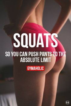 gymaaholic: Squat. please. http://www.gymaholic.co