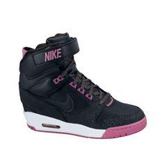WMS NIKE AIR REVOLUTION SKY HI - La chaussure Nike Air Revolution Sky ...