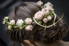 12 propozycji wianków ślubnych dla Panny Młodej