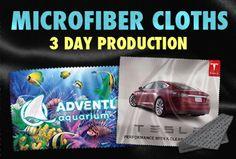 Micro Fiber Cloths