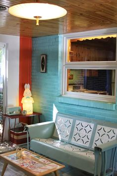 Ranch Dressing with Eartha Kitsch's Perfect Mid Century Modern Ranch House