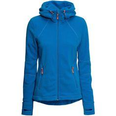 H&M Fleece jacket (82 BRL) ❤ liked on Polyvore featuring outerwear, jackets, blue, fleece zip jacket, zip jacket, blue jackets, pocket jacket and zipper pocket jacket