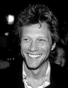 """Loveeee.  John Bonjovi,  an awesome talented musician who I have enjoyed listening to.  He is a very nice person, father, husband and a philanthropist from the heart.  He loves NewJersey and really wants to pay it forward.  I put this man because i really don't know any other artist that deserves this much praise.  And remember his music"""" Raise you hands"""" !"""