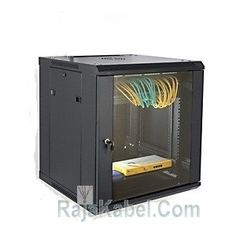 "RAJA - RACK 19"" Wallmounted 8u Depth 500mm - NETSYS TECHNOLOGIES"