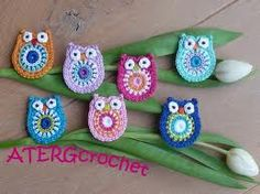 Owl Granny squares