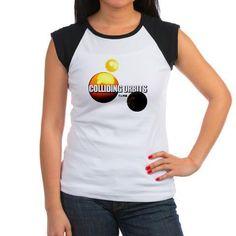 COLLIDING ORBITS Women's T-Shirt
