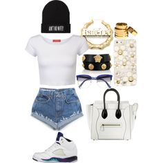 """""""Untitled #207"""" by femaleboss143 on Polyvore cheap jordan 5 only $ 59, save up to 60% off"""