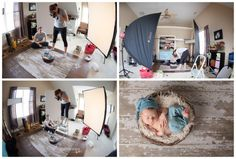 Improve Your Newborn Photography with These 4 Easy Tips | http://mcpactions.com/2014/08/13/newborn-photography-angles/