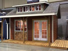 custom shed, garden shed, she shed, garden cottage