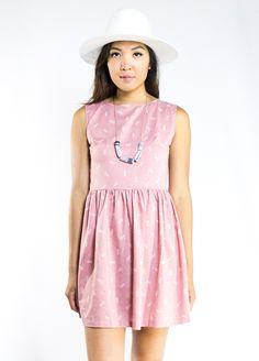Kling Pineapple Dress