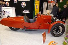 Tricycle, Vintage Cars, Antique Cars, Reverse Trike, Trike Motorcycle, Third Wheel, Retro Futuristic, Hot Rides, Car Wheels