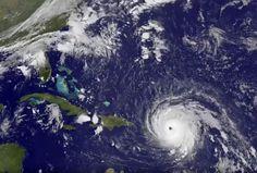 En vivo: Trayectoria del huracán 'Irma' en el Atlántico