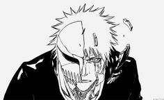 Anime: Bleach Character name: ichigo Kirosaki Bleach Manga, Ichigo Manga, Bleach Drawing, Bleach Fanart, Manga Art, Manga Anime, Anime Art, Kawaii Chibi, Kawaii Anime