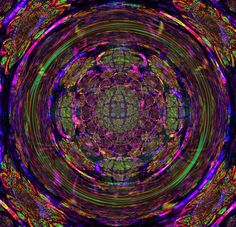 Mandala  Art by Alice Lenkiewicz  (c)