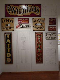 Tattoo Shop by Ken Davis  Candice Obayashi