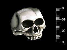 Skull Ring L
