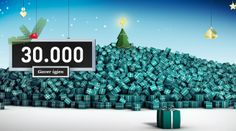 30 000 gifts are waiting to be shared on our Facebook page. https://www.facebook.com/Nordicchoicehotels/app_1415896058646065