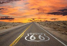 An all-American, 13-night Route 66 road trip from Santa Monica to Chicago, with nine hotel stays, all travel and car hire