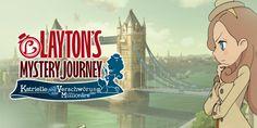 Layton's Mystery Journey: Katrielle und die Verschwörung der Millionäre in unserem Take a look @-Video!: Mit dem Ende der Professor…