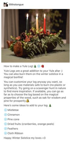 Wicca Holidays, Winter Holidays, Winter Christmas, Yule Traditions, Winter Solstice Traditions, Wiccan Sabbats, Paganism, Yule Celebration, Pagan Yule