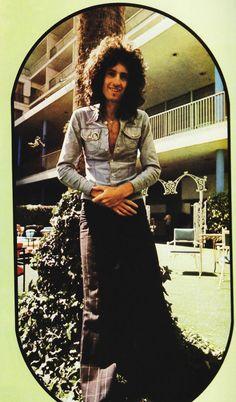 Brian in New York. February 1975.