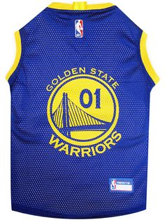 920adf779ab8 NBA Golden State Warriors Dog Jersey Tank Free Shipping