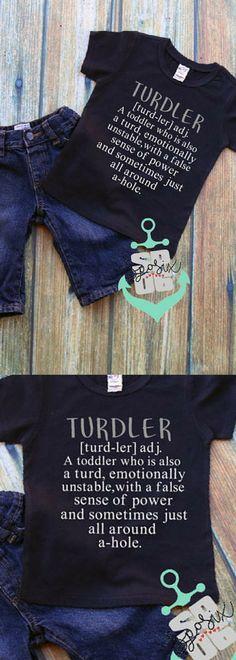 toddler shirt,turdler,sassy shirt,funny tshirt,toddler boy shirts,toddler boy clothes,toddler girl clothes,toddler girl shirts,funny toddler, kids fashion, #ad