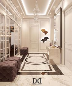 Schlafzimmer I loved the door and the ceiling Recommended vaccines for children We all know that in Living Room Decor Cozy, Interior Design Living Room, Living Room Designs, Interior Decorating, Flur Design, Plafond Design, Classic Interior, Luxury Interior, Corridor Design