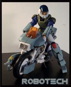 Robotech solo para fanaticos - Taringa!