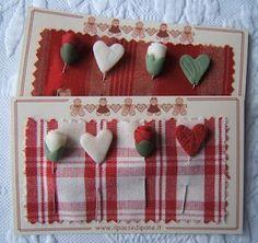 Pins and hearts - Spilli e cuori