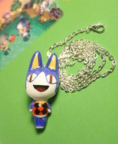 Figurine Animal Crossing Kid Cat