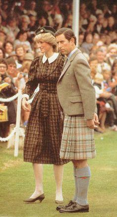 September 4, 1982 - Braemar Highland Games