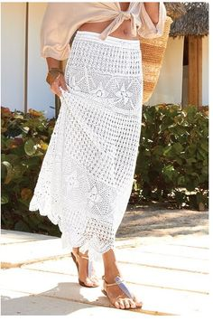 crochet skirts crochet maxi skirt pattern diagrams pdf - JUST FOR EXPERIENCES CROCHETERS. A diagram of patterns, no detailed description ! just CHART diagrams! PDF Pattern will be sent to e-mail in 12 hour of payment.Wild Salt Spirit: Spring and Summ Crochet Skirt Outfit, Crochet Skirts, Crochet Clothes, Skirt Outfits, Dress Skirt, Dress Up, Maxi Skirts, Maxis, Mode Crochet