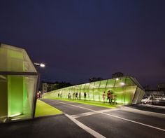 Gallery - New Bridge in Choisy / Jacques Ferrier Architectures - 4