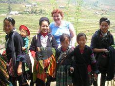 Sapa trekking tour with ethnic minority