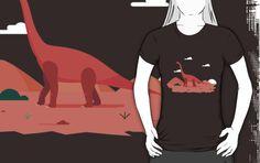 Brachiosaurus T-Shirts & Hoodies for women, men and kids