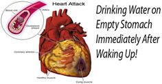 Drinking Water on Empty Stomach. After waking up, people in Japan, in general drink water on an empty stomach. Health And Beauty, Health And Wellness, Health Care, Water In The Morning, Think Food, Nutrition, Heart Health, For Your Health, Healthy Tips
