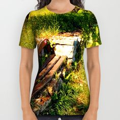 Buy Old bench, old trees, old scenery All Over Print Shirt by Patrick Jobst. Worldwide shipping available at Society6.com. Just one of millions of high quality products available. Old Benches, Old Trees, American Apparel, Printed Shirts, Scenery, Men Casual, Unisex, Cotton, Mens Tops