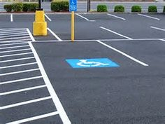 When it's time for the paint to go down, you want to call the professionals at ABC paving and seal coating. For a professional looking job that will streamline traffic flow and maximize available parking spaces, nobody does it better than ABC! Give us a call at 1-866-934-7623 #ABCPavingandSealcoating