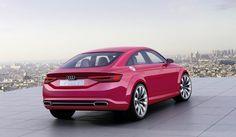 Audi presenteert TT Sportback Concept