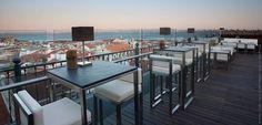 As melhores esplanadas de Portugal: Parte 2, Lisboa | Rui e Tiago Vilaça