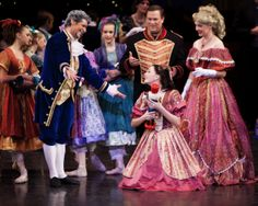 2012 Nutcracker Party Scene #LincolnMidwestBalletCompany #EmilyMaldavs #PurpleSkyProductions